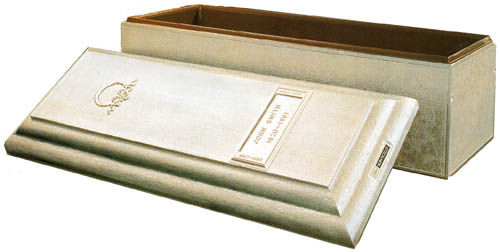 Burial Vaults, Nationwide Free Delivery