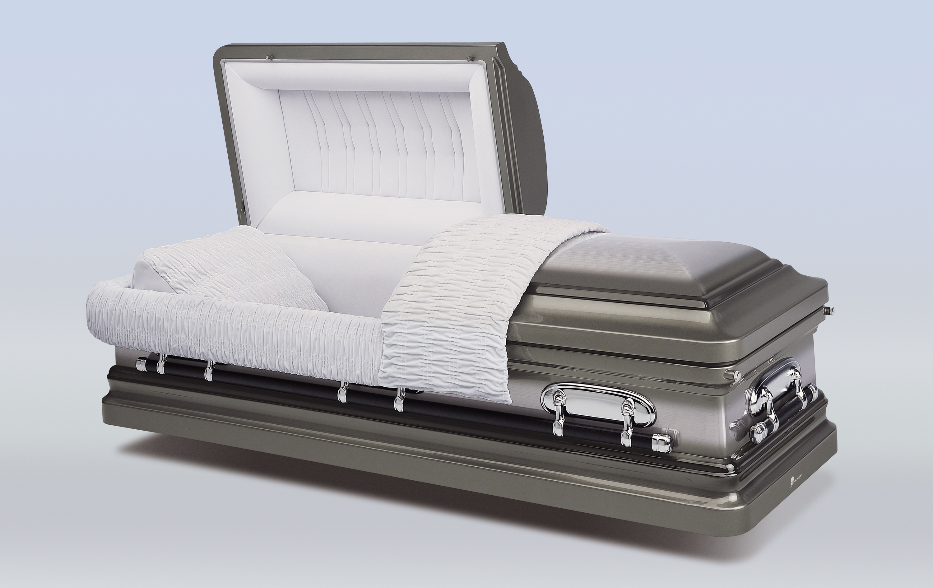 silver casket cool with pearls - The Most Wonderful Design Of The ...